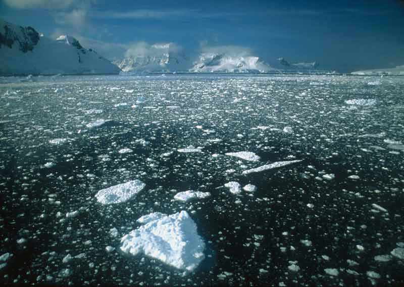Antarctica Pack Ice