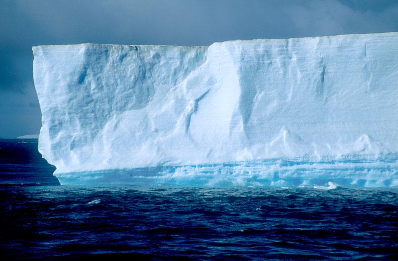 Tabular Iceberg, Antarctic Sound