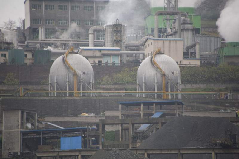 Power and Pollution Production