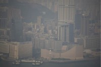Hong Kong Haze
