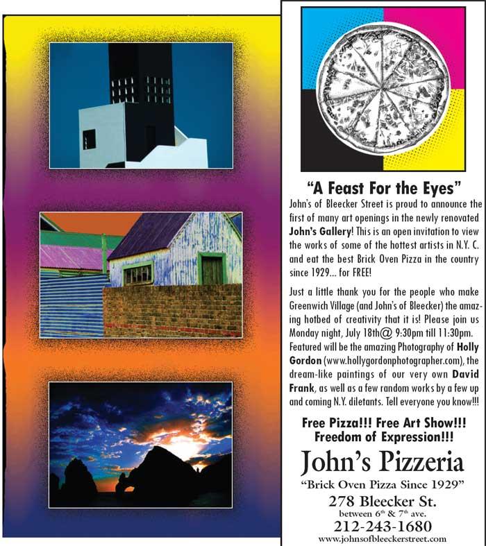 Johns Pizzeria 7-18-05