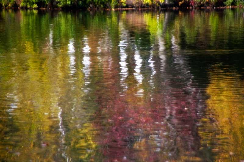 Lakes Reflections