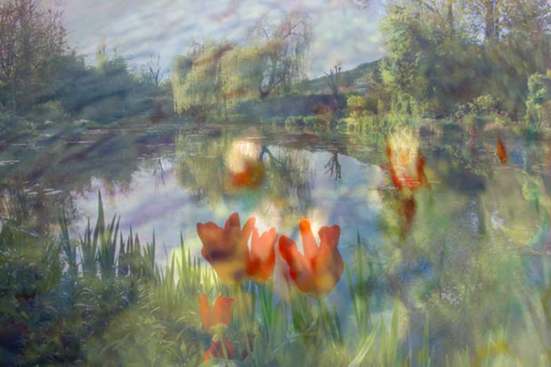 Giverny Montage