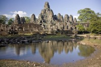 Bayon Temple of Angkor Thom