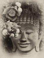 Buddha with Lotus #2, variation