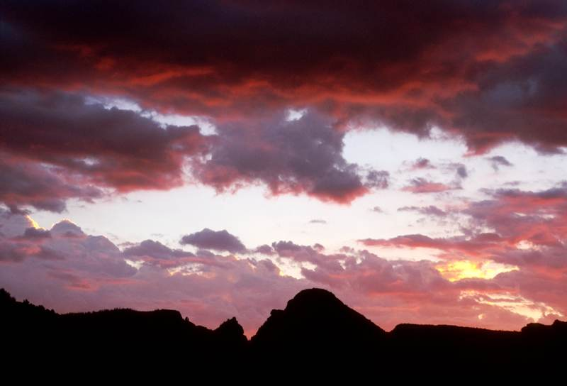 Sedona Sunset 1