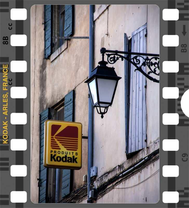 Kodak Arles, France