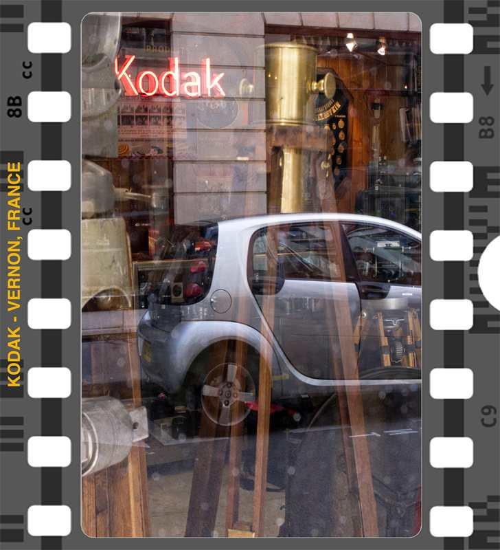 Kodak Vernon, France