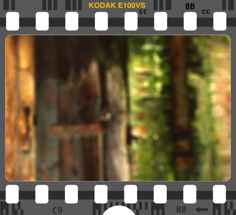 Kodak E100VS France