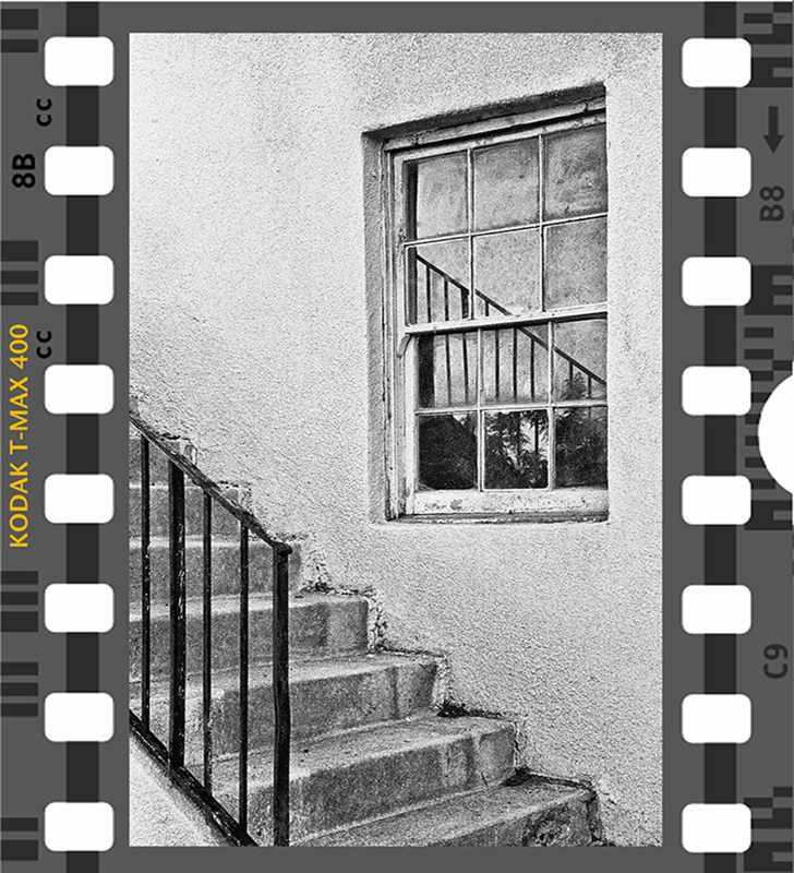 Kodak Max 400 Jerome