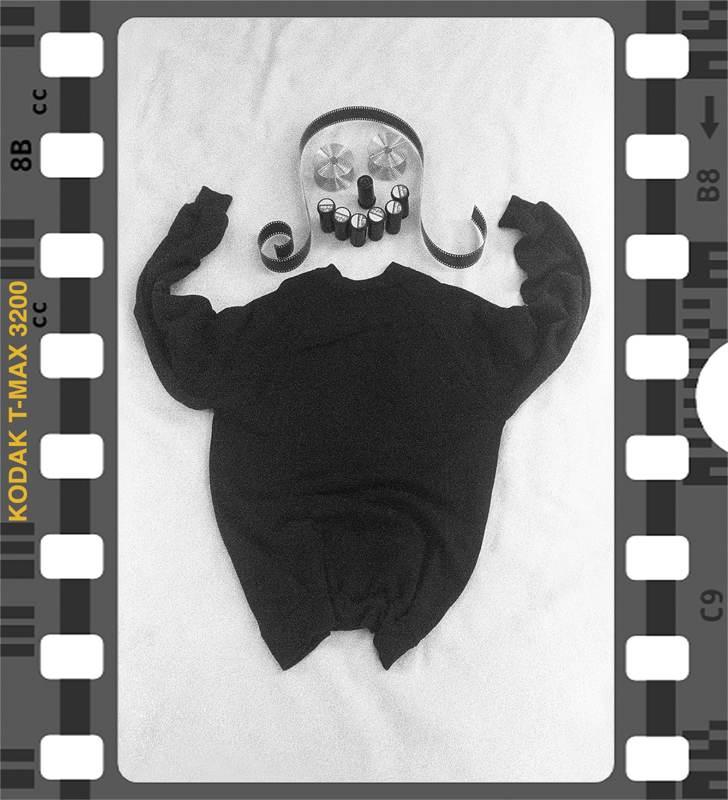 Kodak T Max 3200 Smile