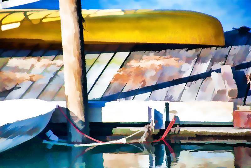 Holly Gordon: Dockside #3