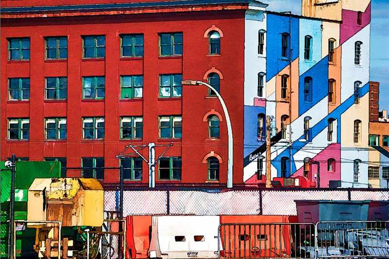 Holly Gordon: Urban Rainbow