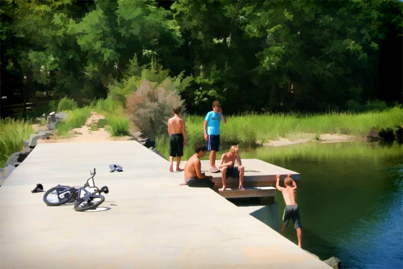 Holly Gordon: The Boys of Summer