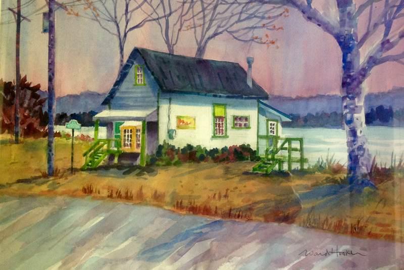 Ward Hooper: Dove Torr House