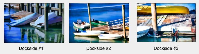 Dockside Series