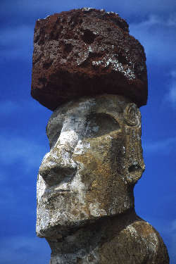 Statue from Easter Island