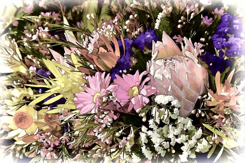 Tazmania Bouquet