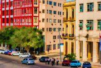 Havana Street Scene
