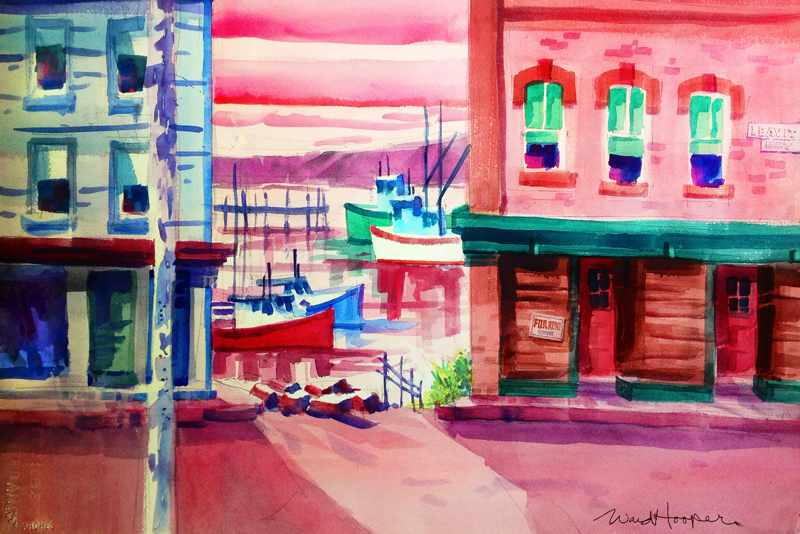 Ward Hooper: Eastport, ME