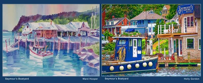 Seymours Boatyard