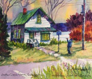 Dove/Torr Cottage