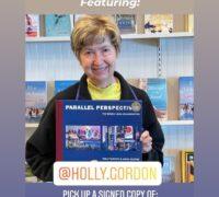 Local Author Showcase Featuring Holly Gordon