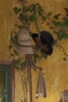 Hat Rack in Monet's Studio