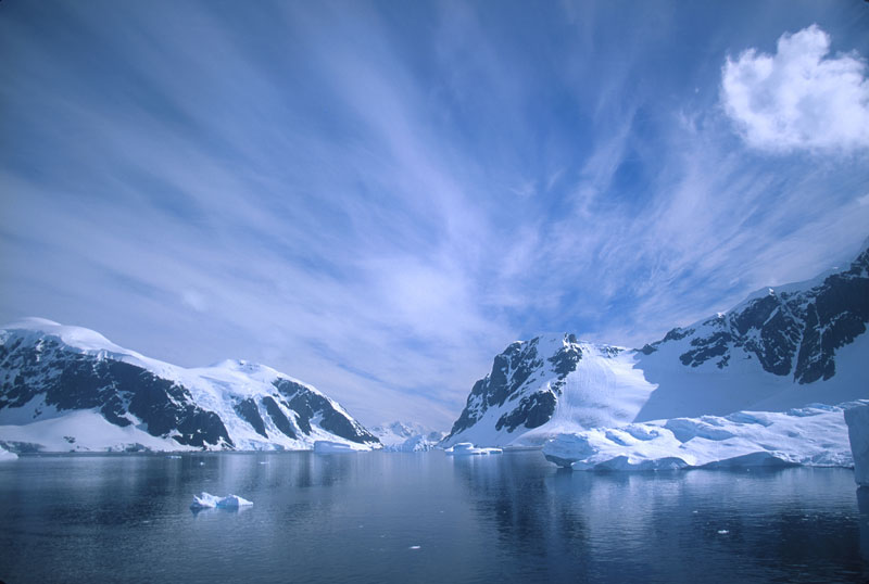 Icescape, Lemaire Channel