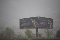 Pollution in Xian