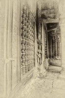 Angkor Thom Carvings