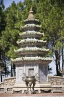 Thien Mu Pagoda, the Pagoda of the Heavenly Lady
