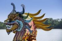 Dragon Head on Perfume River