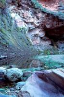 Oak Creek Canyon Reflection