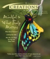 Creations Magazine Cover June/July