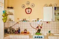 Tourist Kitchen in Paladar
