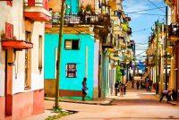 Old Havana Viva Cuba