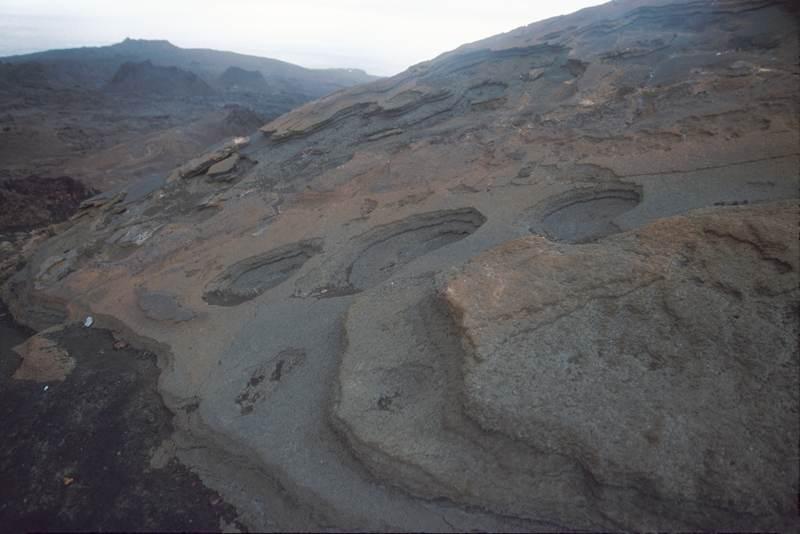 Volcanic Landscape on Bartolomé, (Bartholomew Island)